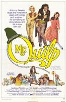 """Mr. Quilp - 11"""" x 17"""""""