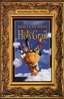 """Monty Python and the Holy Grail - framed - 11"""" x 17"""""""