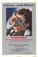 "Futureworld Peter Fonda - 11"" x 17"""