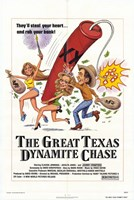 """Great Texas Dynamite Chase - 11"""" x 17"""" - $15.49"""