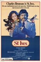 """St Ives - 11"""" x 17"""" - $15.49"""