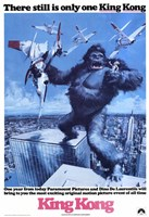 """King Kong There is Still Only One King Kong - 11"""" x 17"""" - $15.49"""