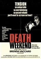 "Death Weekend - 11"" x 17"", FulcrumGallery.com brand"