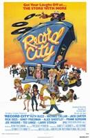 "Record City - 11"" x 17"""