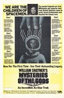 "Mysteries of the Gods - 11"" x 17"", FulcrumGallery.com brand"