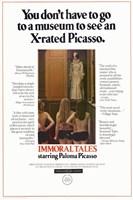 "Immoral Tales - 11"" x 17"", FulcrumGallery.com brand"