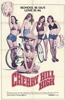 "Cherry Hill High - 11"" x 17"", FulcrumGallery.com brand"