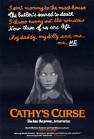 "Cathy's Curse - 11"" x 17"", FulcrumGallery.com brand"