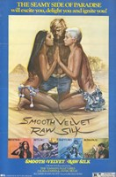 "Smooth Velvet Raw Silk - 11"" x 17"""