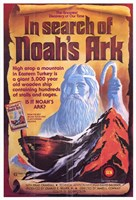 "In Search of Noah's Ark - 11"" x 17"""