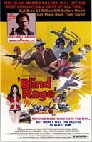"""Blind Rage - 11"""" x 17"""""""