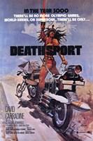 "Deathsport - 11"" x 17"", FulcrumGallery.com brand"