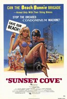 "Sunset Cove - 11"" x 17"""