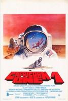 "Capricorn One Space Suit - 11"" x 17"""