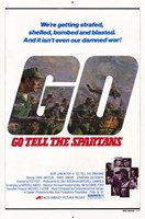 "Go Tell the Spartans - 11"" x 17"""