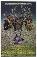 "Brinks Job - 11"" x 17"" - $15.49"