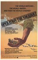 "Operation Thunderbolt - 11"" x 17"""