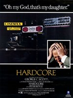 """Hardcore - 11"""" x 17"""""""