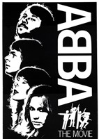 Abba: The Movie B&W