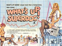 """What's Up Superdoc! - 17"""" x 11"""" - $15.49"""