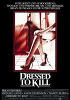 "Dressed to Kill Erich Steinberg - 11"" x 17"" - $15.49"