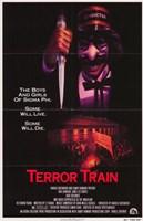 """Terror Train - 11"""" x 17"""""""