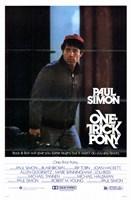 """One Trick Pony - 11"""" x 17"""""""