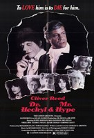 """Dr. Heckyl and Mr. Hype - 11"""" x 17"""" - $15.49"""