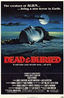 """Dead and Buried - 11"""" x 17"""", FulcrumGallery.com brand"""