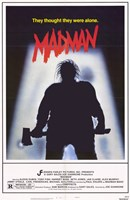 "Madman - 11"" x 17"""