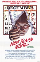 "New Year's Evil - 11"" x 17"""