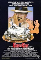 "Charlie Chan and the Curse of the Dragon Queen - 11"" x 17"""