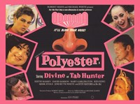 """Polyester Starring Divine - 17"""" x 11"""""""