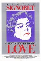 """I Sent a Letter to My Love - 11"""" x 17"""""""