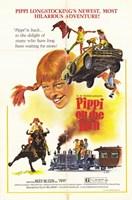 "Pippi on The Run - 11"" x 17"""