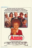 "Annie (german) - 11"" x 17"""