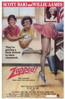 "Zapped - 11"" x 17"", FulcrumGallery.com brand"
