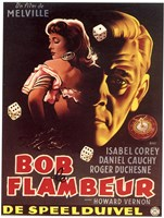 "Bob Le Flambeur - 11"" x 17"""