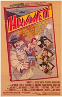 "Hammett - 11"" x 17"""