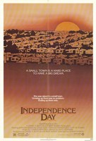 """Independence Day - 11"""" x 17"""""""