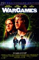 """War Games Matthew Broderick - 11"""" x 17"""""""