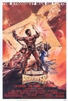"Hercules Lou Ferrigno - 11"" x 17"""