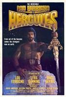 """Hercules - 11"""" x 17"""""""