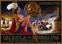 "Caligula & Messalina - 17"" x 11"""