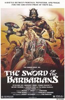 """Sword of the Barbarians - 11"""" x 17"""""""