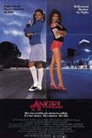 """Angel High School Hollywood - 11"""" x 17"""""""