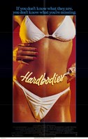 "Hardbodies - 11"" x 17"""