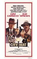 """City Heat - 11"""" x 17"""""""