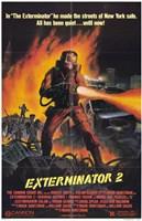 "Exterminator 2 - 11"" x 17"""