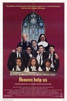 "Heaven Help Us - 11"" x 17"" - $15.49"